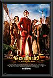 Anchorman 2 Framed
