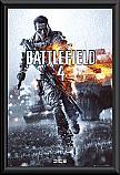 Battlefield framed poster